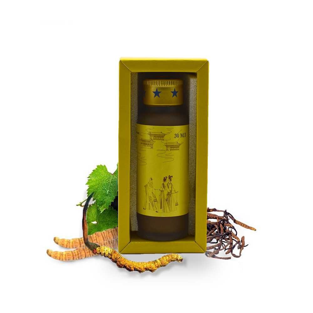 League King Of Cordyceps Liquid Sinensis Anti Aging