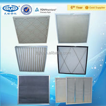 Polyester Fabric Air Flat Pre-filter