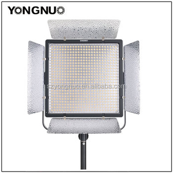 Powerful LED video light with huge fill lighting angle YN860