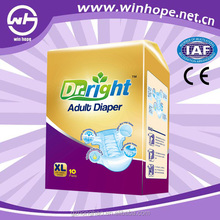 Winhope Disposable Sweet Adult Baby Girls In Diapers Dr.Right good quality with competitive price