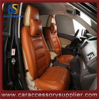 Fashion Car Seat Cover Leather