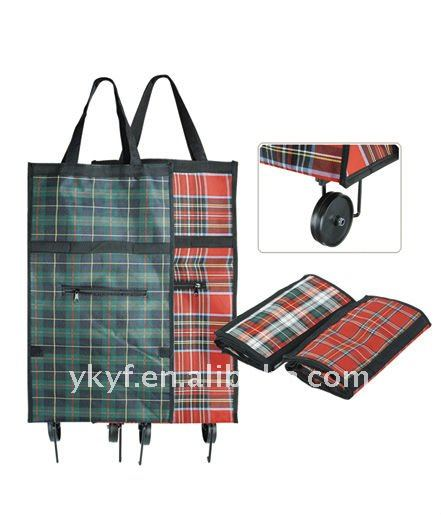 cheapest Shopping Trolley bags for gifts and premiums