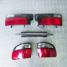 USED JDM Taillights Set Lights OEM for 1997 Previa Estima Rear TCR10 TCR11 Kouki