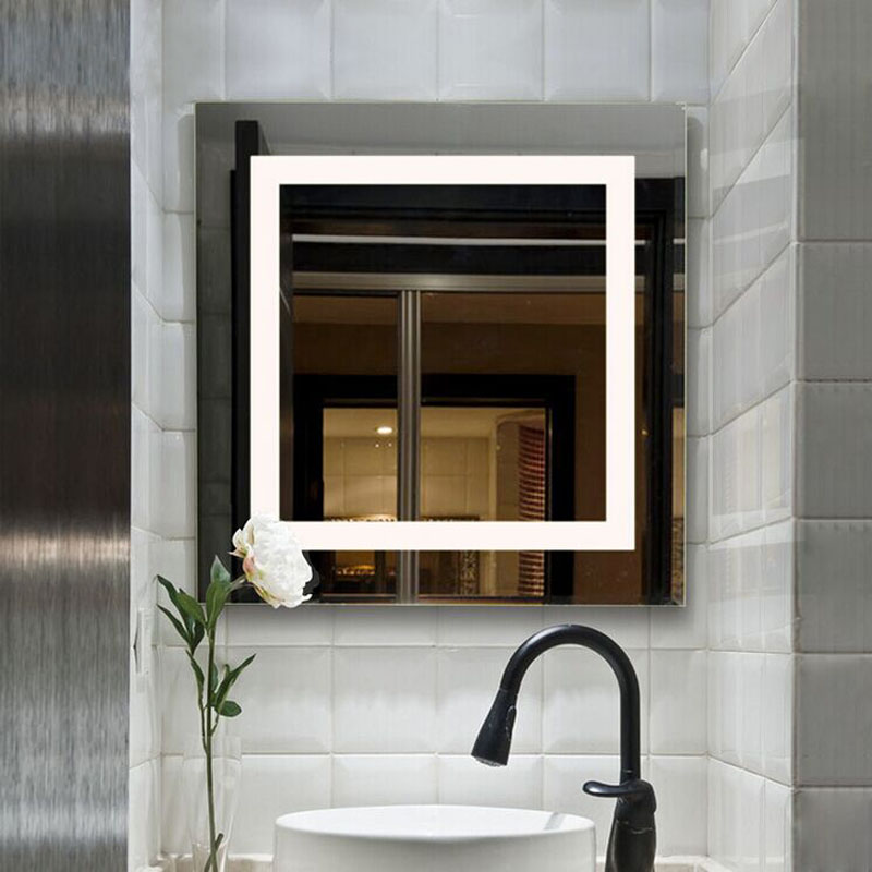 Bathroom Vanity Lights Hotel : Hotel Project Bathroom Vanity Lighting Wall Led Mirror - Buy Led Mirror,Vanity Mirror,Wall ...