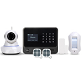 Wireless GSM WiFi GPRS alarm system GS-G90B