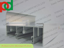 Good Price of Aluminium Profiles for Sliding Window used in Gambia market