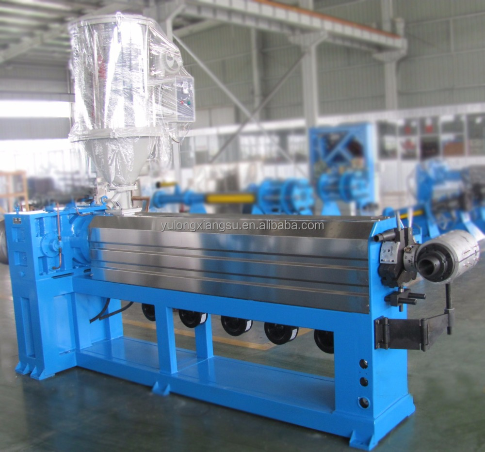 Earphone wire machine/electric cable extruder production line