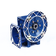 Mechanical Power Transmission Worm Gear Speed Reducer With Extension Worm Shaft