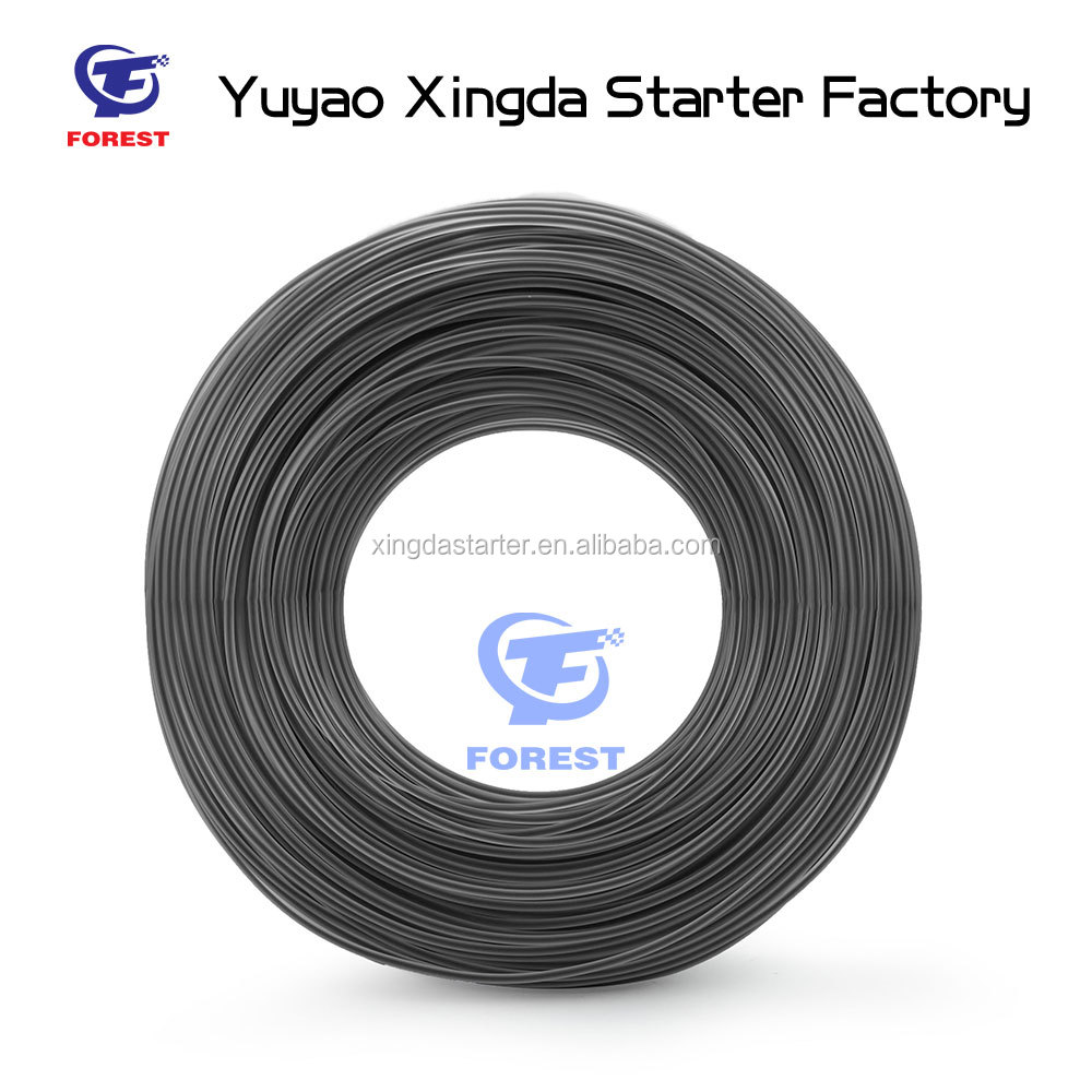 Durable Nylon Cutting Wire Cord For Brush Cutter - Buy Nylon Cord ...