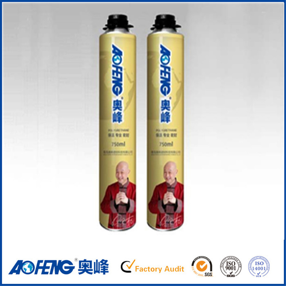 Eco-friendly High Quality Low Price Factory Direct Supply Polyurethane Adhesive Spray Foam