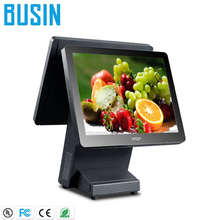 VTOP full set pos system restaurant touch screen pos device with printer and cash drawer