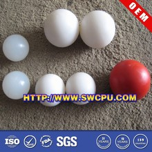 Customized 25mm 30mm 40mm delrin solid plastic ball