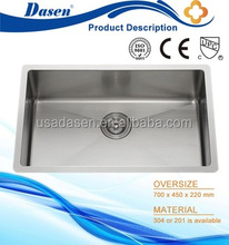 DS7045 chinese trading company fancy handmade kitchen sink items that sell well