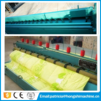 factory supply automatic multi-needle quilting machine / multineedle quilting machine for sale