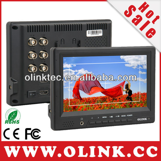 Discount - Film making mate 7 inch hdmi / SDI LCD Field Monitor