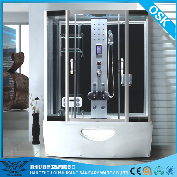 New style spa shower room designs mobile steam shower room from Hangzhou