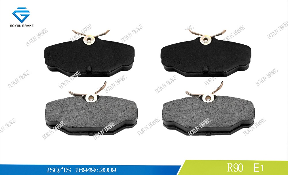 Top quality brake pads D610 F3DZ2200A