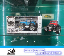 1:16 scale radio control car with roof light manufacturer in Shantou