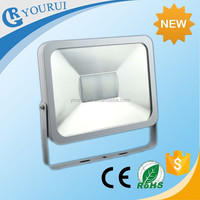 High power 100w ipad slim led flood light white or black housing fixture low price for wholesale