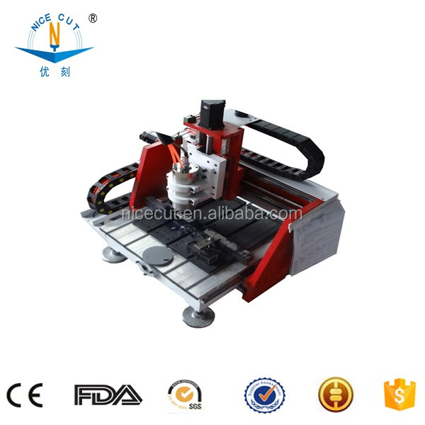 NC-A4040 Advertising CNC Router mini cnc router easy to transport