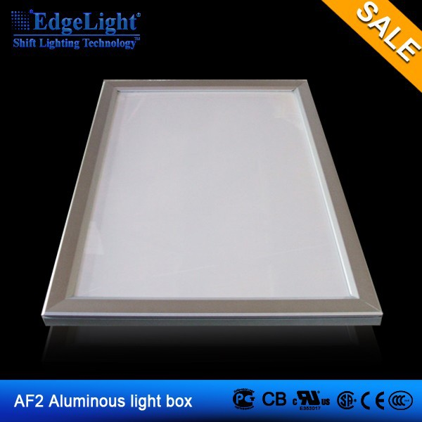 AF2 led billboard advertising slim light box led light box logo sign