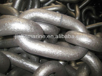 R3 Offshore Studless Link Mooring Chain