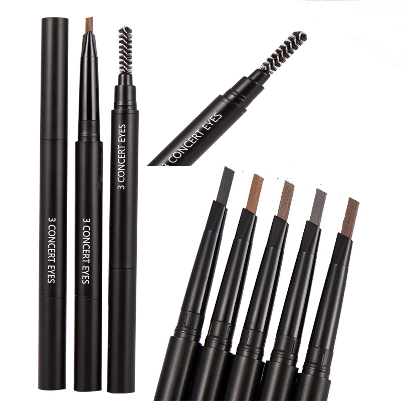 Wholesale waterproof automatic eyebrow pencil