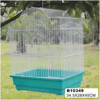New design large metal birds cage