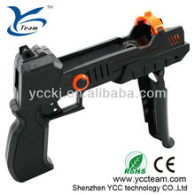 pistol gun for PS3 Move controller game accessories