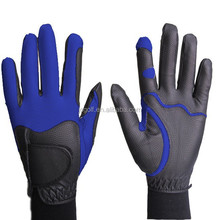 Personalized PU synthetic leather all weather waterproof golf Glove