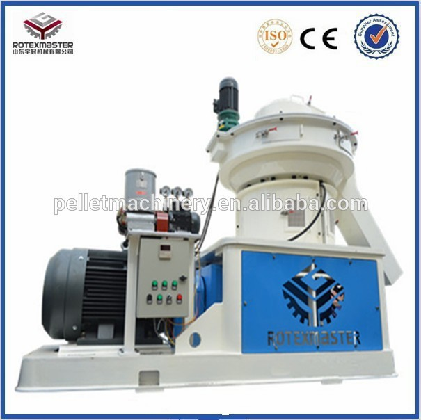 [ROTEX MASTER] China Manufactuer direct sale pellet milling machinery/wooden pellet mill for sale