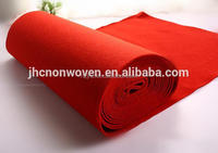 Make-to-order polyester needle punched nonwoven fabric manufacturer China