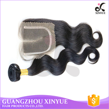 High quality full lace frontal closures 13x6 new products loose wave human hair front lace