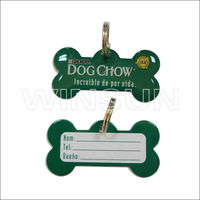 blank dog tags and pet tags\silicon dog tag silencer