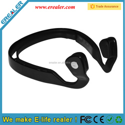 Wireless foldable bone conduction headphone for sports