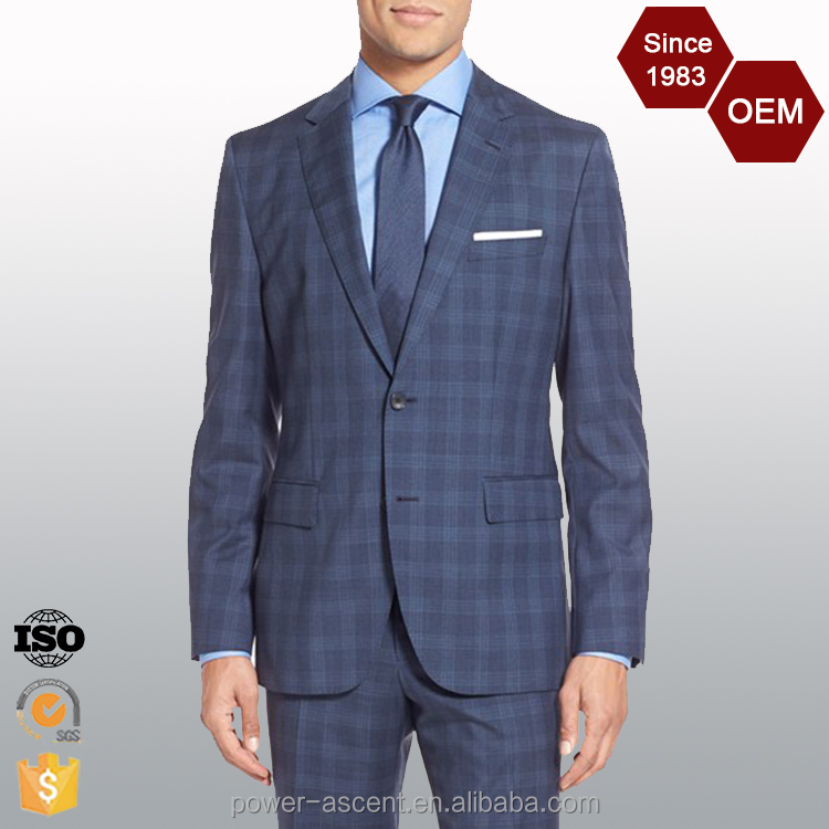 2016 China Fashionable Name Brand Italian Suits For Men