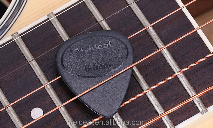 Hot Selling Guitar Pick Colorful Customized Personalized Antiskid Guitar Picks