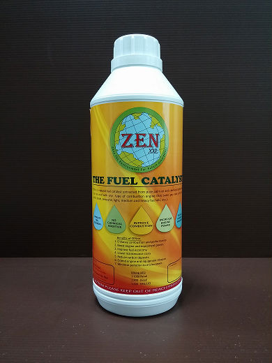 ZENXXL Fuel Catalyst - 1L