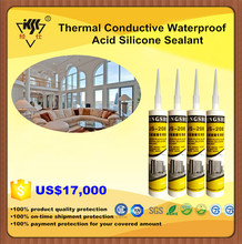 Top Quality Grade Acidity Big Glass Special Silicone Sealant