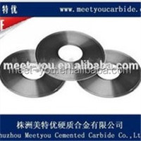 Newest type solid tungsten carbide cutter knife on sale
