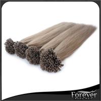 24in beauty 1g/s virgin remy brazilian hair women fashion two tone ombre u tip hair extension