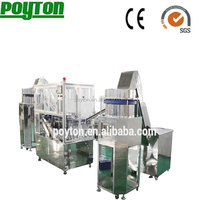 high stardand disposable syringe automatic assembly machine