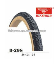 Good quality bicycle tire & tube,color bike tires
