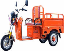 Small freight electric tricycle cargo