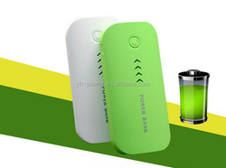 Manufacturer Hot Sale OEM Power Banks, Colorful 2600mA Powerbanks for Mobile phone