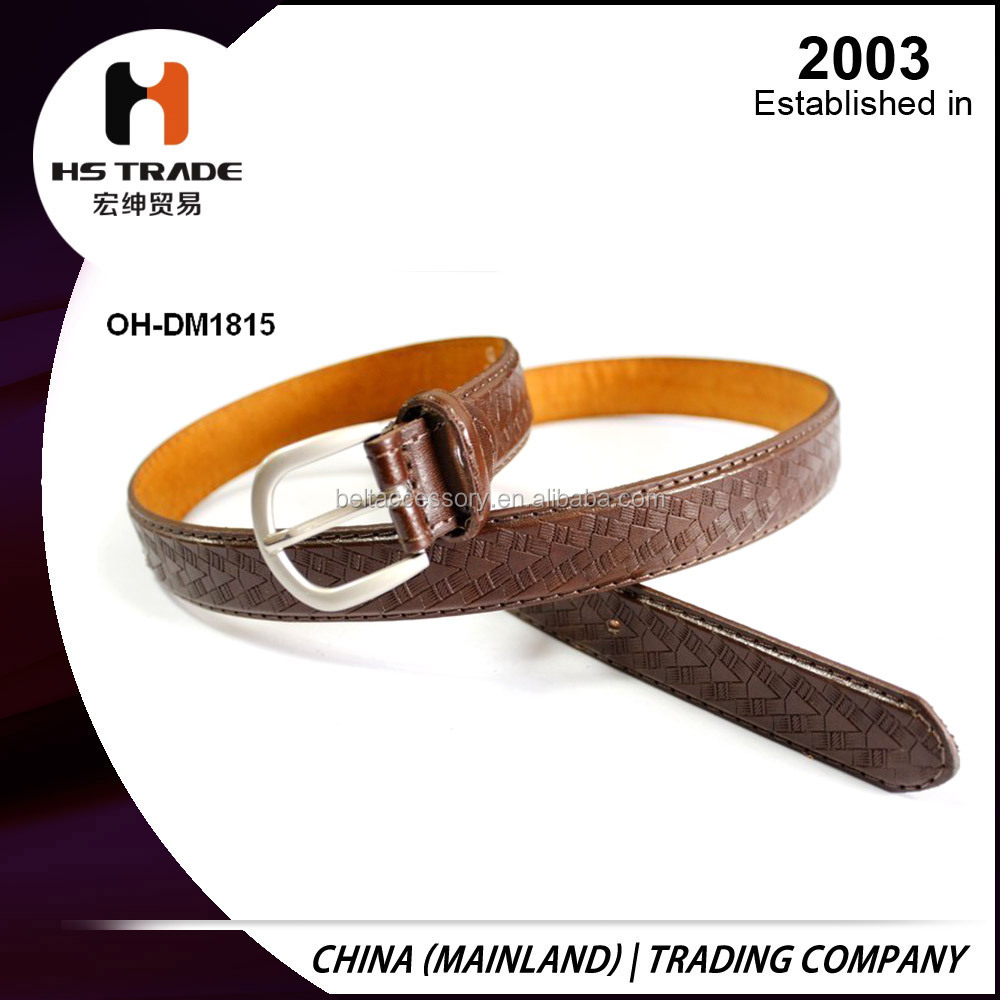 Hot Fashion Wholesale Genuine Leather Championship Belt For Man