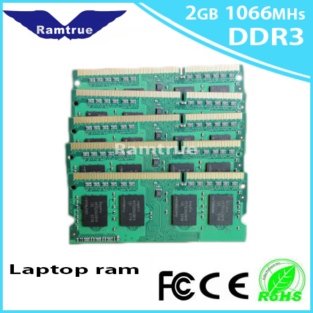 High quality OEM brand DDR DDR2 DDR3 notebook laptop ddr2 1066 SODIMM 2GB 4GB for all motherboards