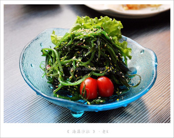 non-gmo frozen products seasoned seaweed salad