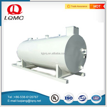 International standards cylindrical carbon steel diesel fuel tank price