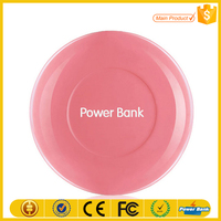 Alibaba China Candy Color Powder Case Powerbank 4400mAh